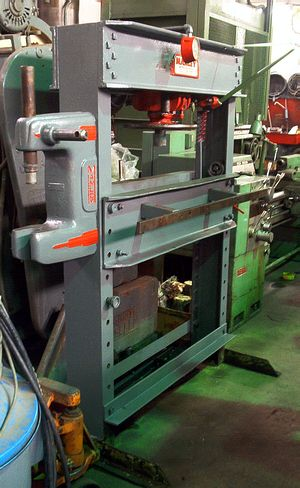 Machineco Hydraulic Presses