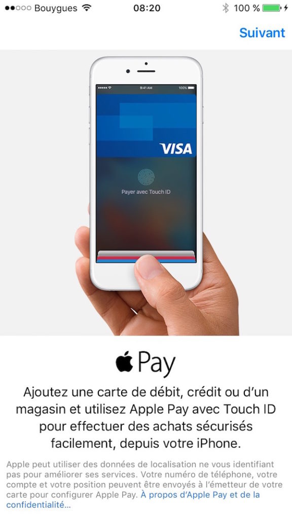 ios 9.3.3 apple pay