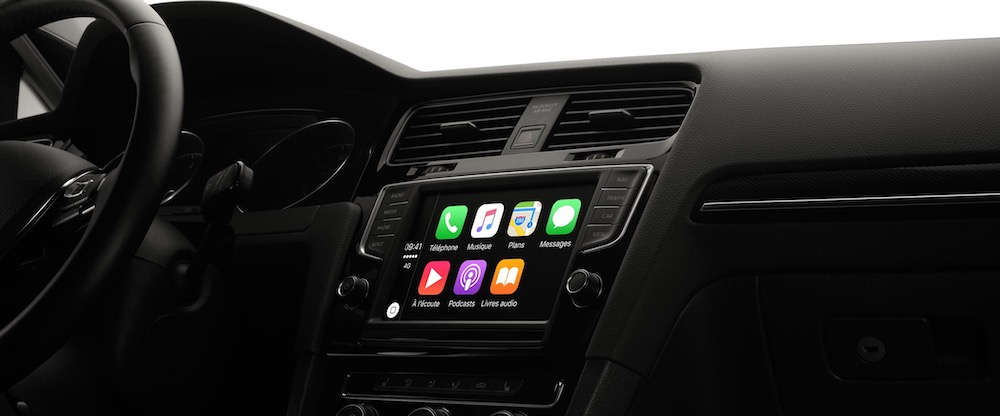 Apple Carplay fonctions