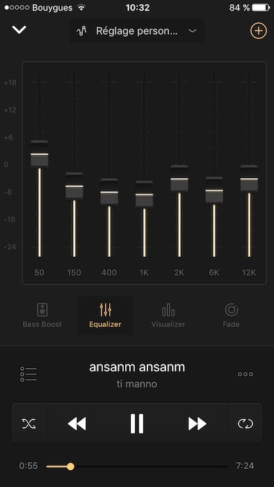 equalizer app iphone