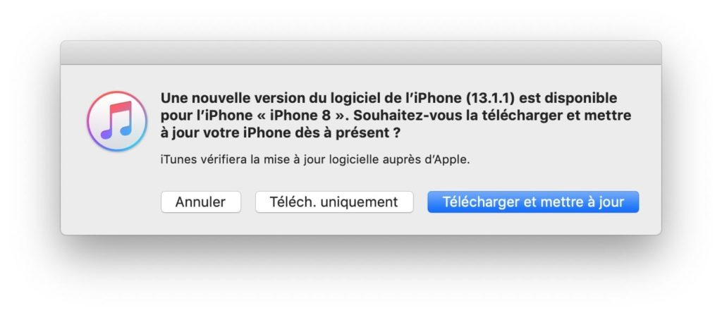 iphone ios 13.1.1