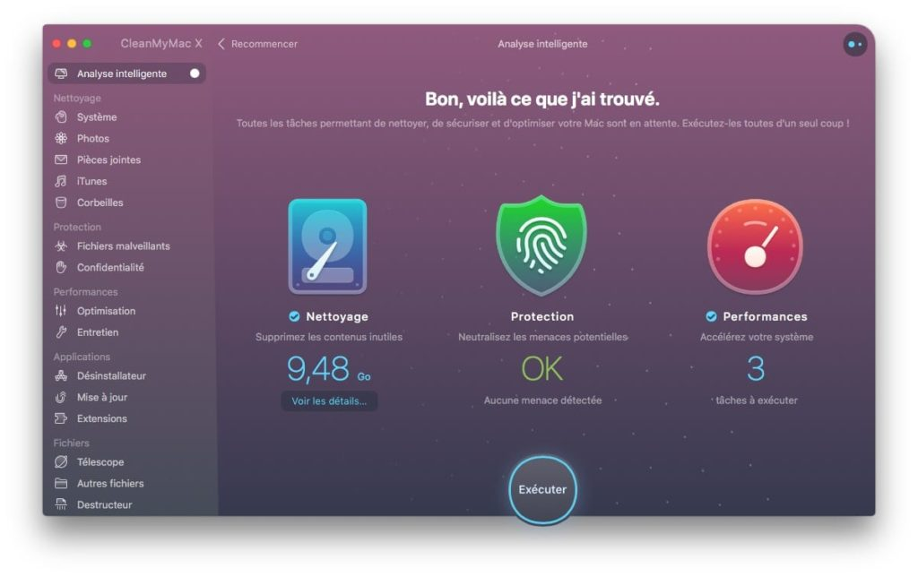 Nettoyer macOS Catalina pour ameliorer performances