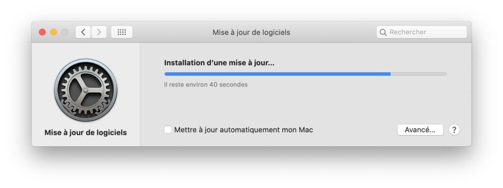installer safari 14 Mac
