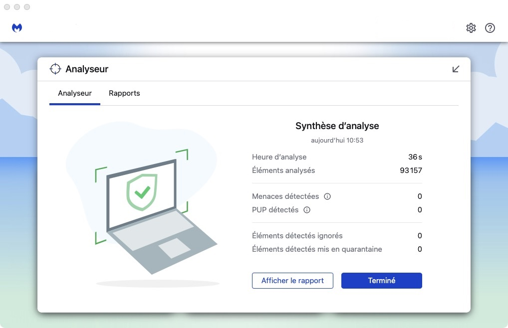 Supprimer silver sparrow malwarebytes for Mac