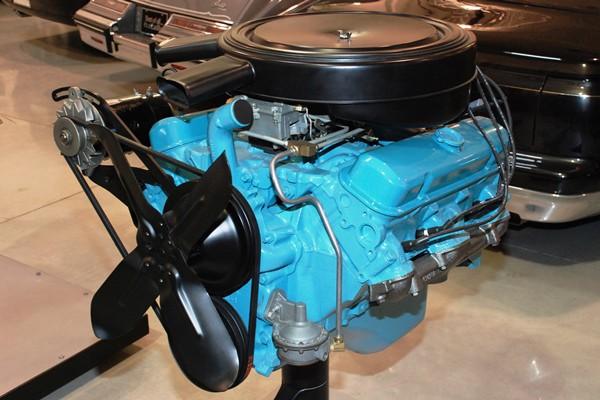 Pontiac 389 Cid Tri Power V8 Mac S Motor City Garage