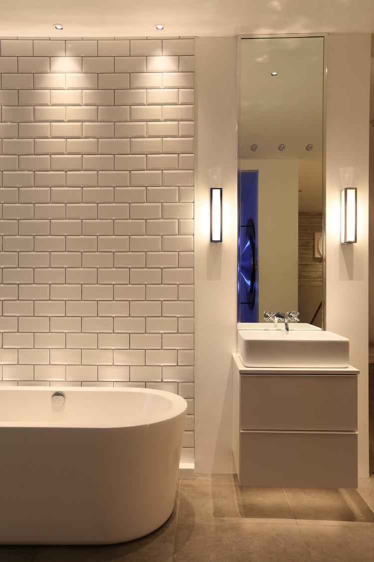 Bathroom Fan Light