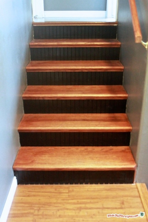 Installing Stair Tread Caps Made By Marzipan | Oak Steps For Stairs | Finished | Solid Wood | Diy | Laminate | Painted Interior Stair