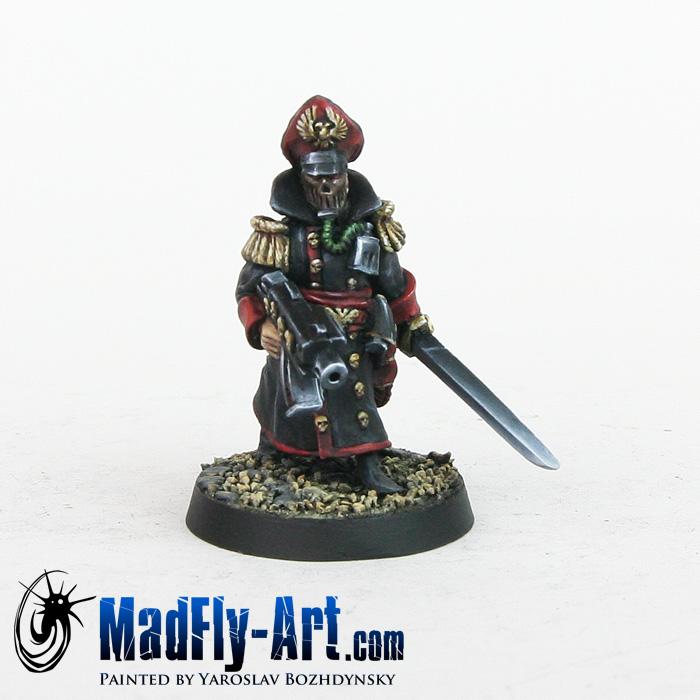 steel legion commissar - 700×700