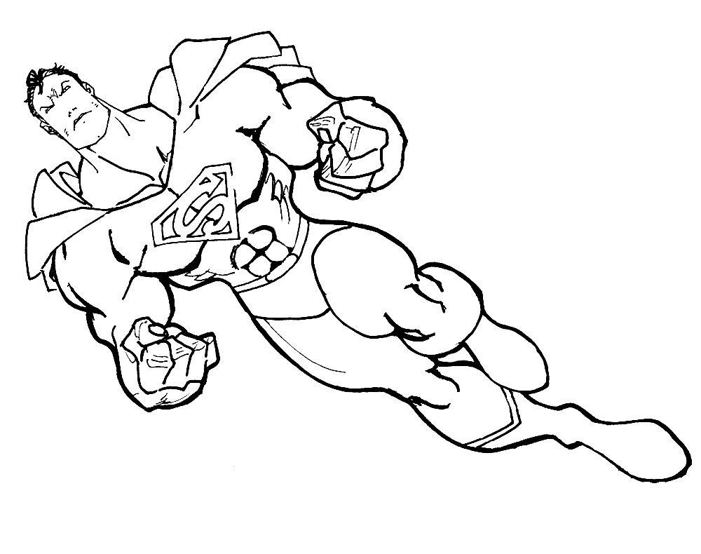 Gambar Schoene Malvorlagen Ausmalbilder Superhelden Ausdrucken 1 ...