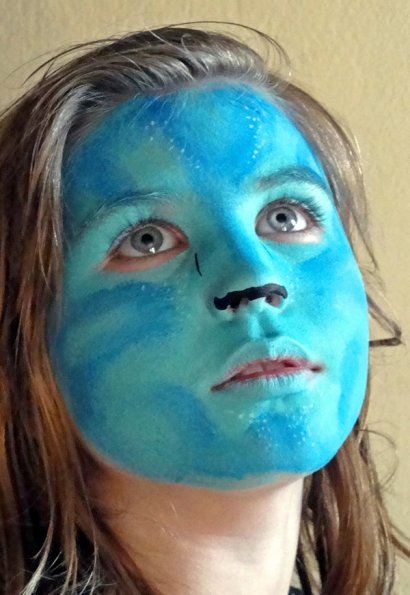Magic Balloon Art Amp Face Body Painting Gt Cheek Half