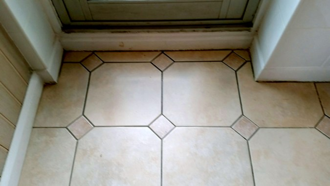 Magicman   Wall and Floor Tiles Repaired or Recoloured After