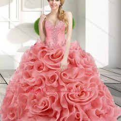 16bed29661f Coral Quince Dresses With Flower