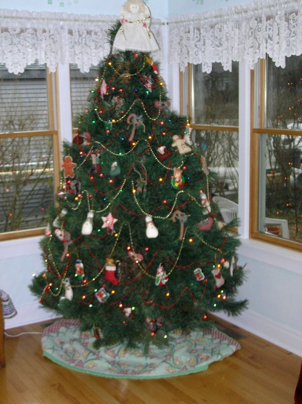 30 Stunning New Ways To Decorate Country Christmas Tree