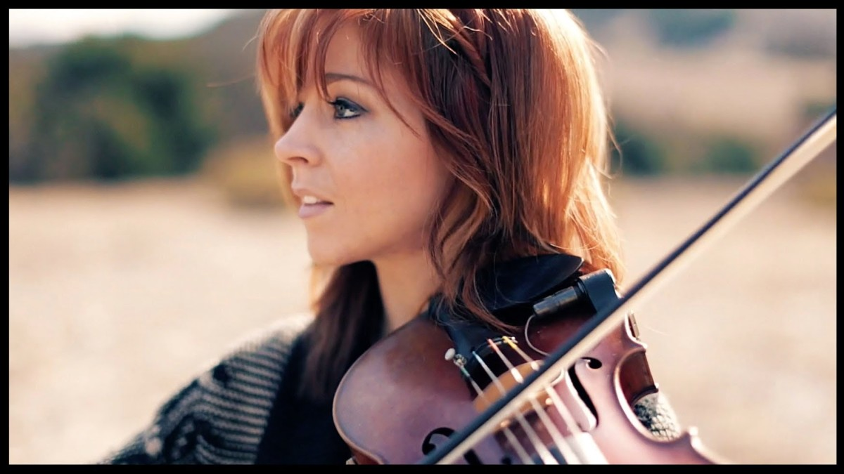 Dubstep Violinist Lindsey Stirling Among Top Earning