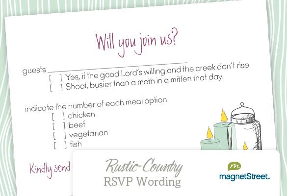 Ways Write Wedding Invitations