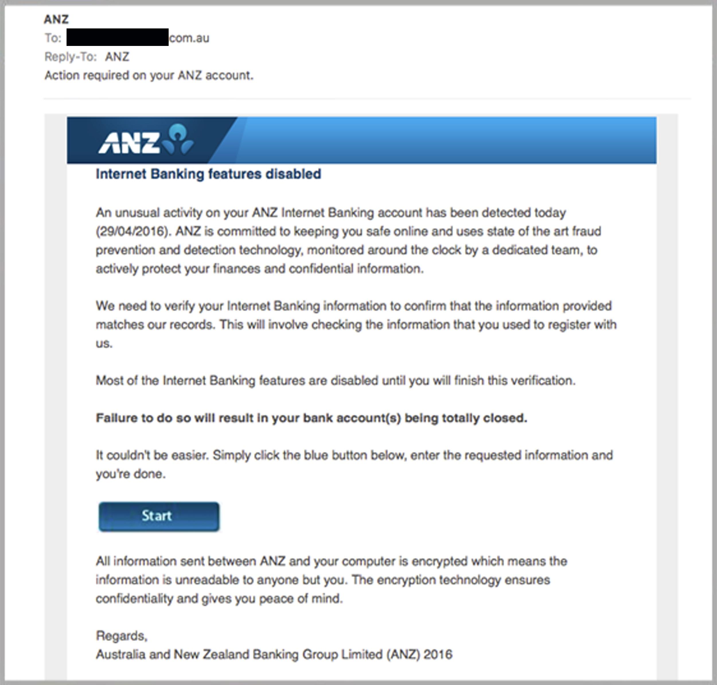 Anz Au Personal Banking