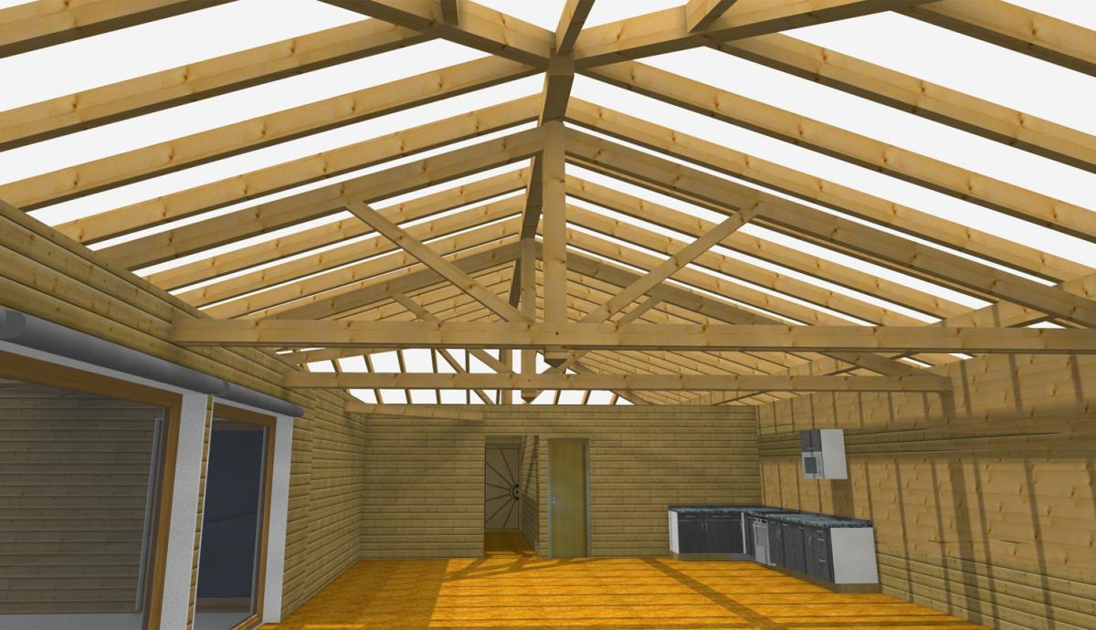 Maison Bois En Kit Maison D Architecte Loft