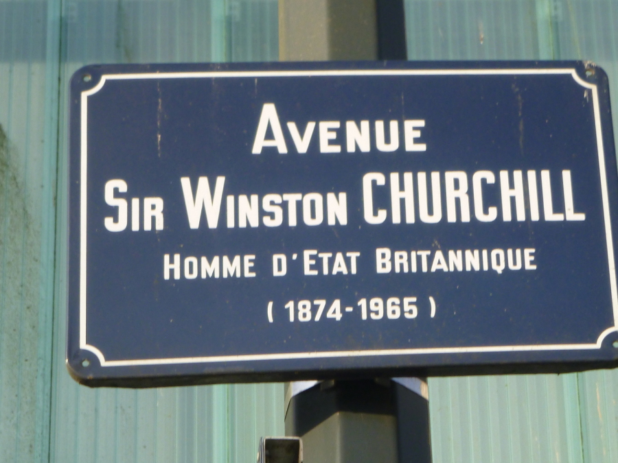 Church Hill Winston Sir