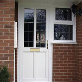 Upvc Amp Composite Door Installers In Somerset Majestic