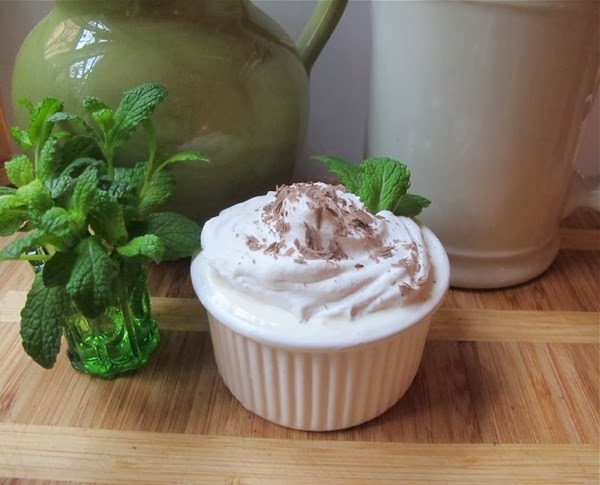 Spring Thin Mint Recipe by mysoulfulhome com
