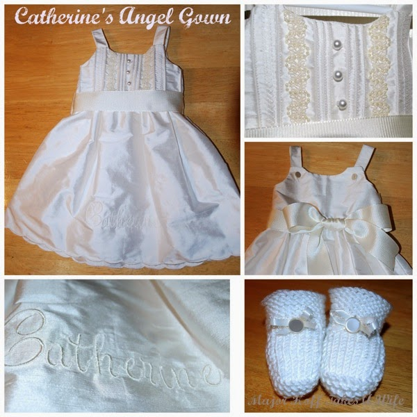 Catherine s Angel Gown