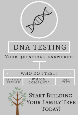 dna testing questions answered