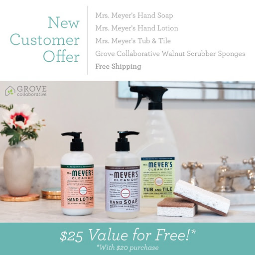 Bathroom Basics New Customer Offer