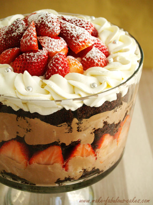 Ultimate Chocolate Mousse