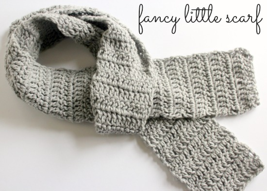 Fold Over Knit Baby Hat