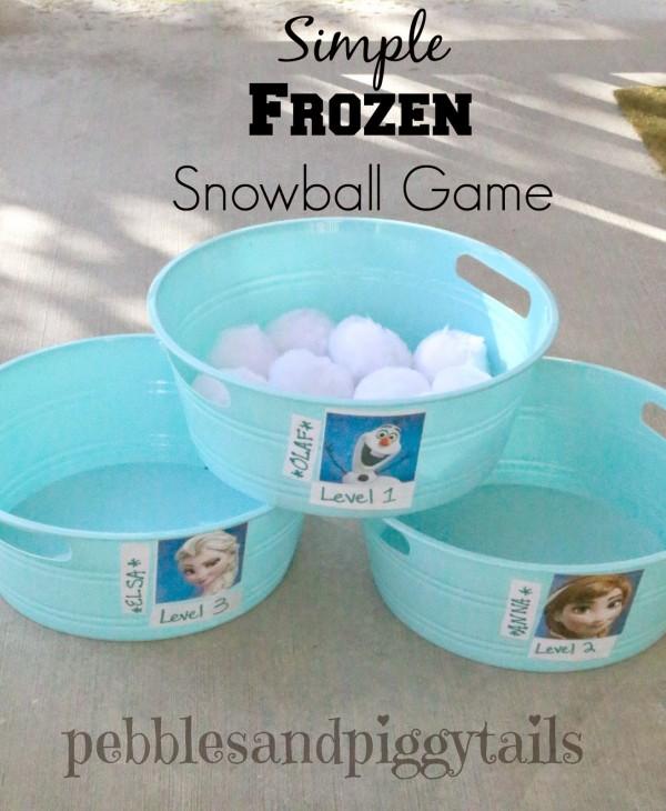 Homemade Outside Games