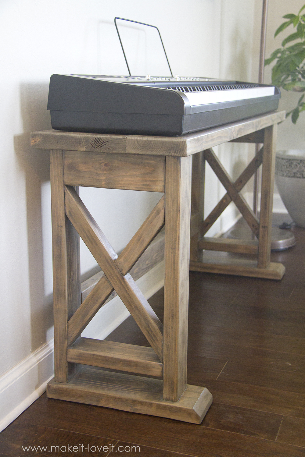 Diy Keyboard Piano Stand