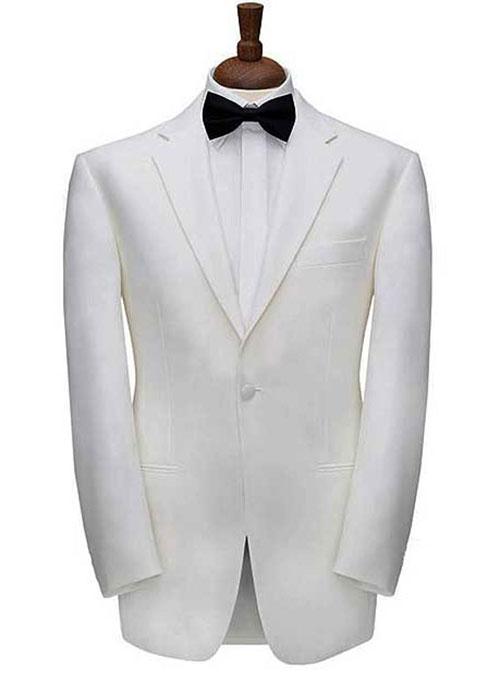 White Formal Suits Men