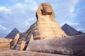 sfenks heykeli - Mısır Piramitlerinin Sırrı Nedir?