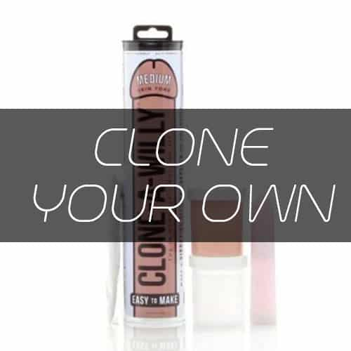 Clone Your Own Dildo