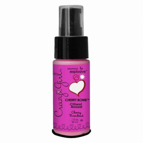 CHERRY BOMB CLITORAL AROUSAL CHERRY 1 OZ