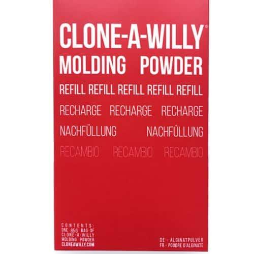 CLONE A WILLY REFILL MOLDING POWDER 3 OZ BOX