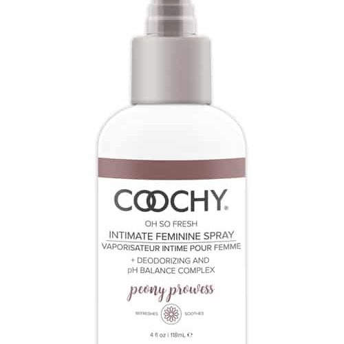 COOCHY INTIMATE FEMININE SPRAY 4 OZ