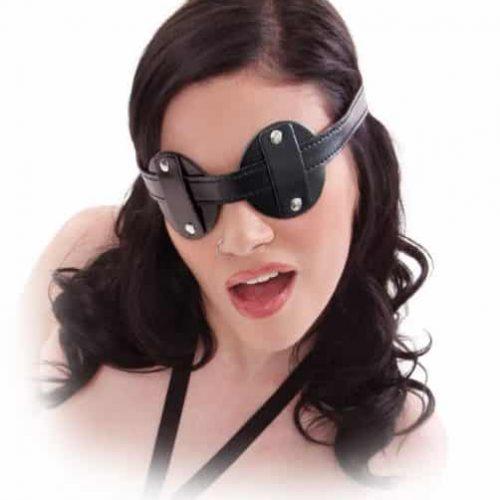 FETISH FANTASY BLINDER MASK