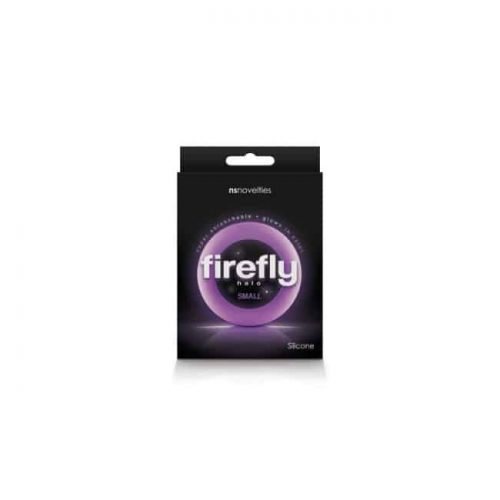 FIREFLY HALO COCK RING SMALL PURPLE