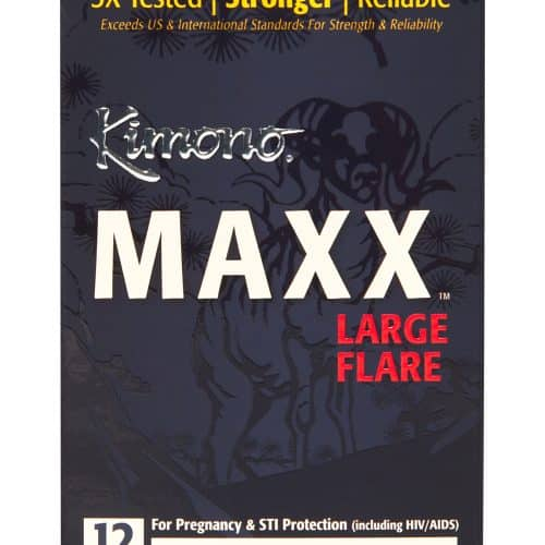 KIMONO MAXX LARGE FLARE 12PK