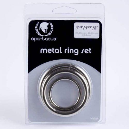 METAL C RING SET