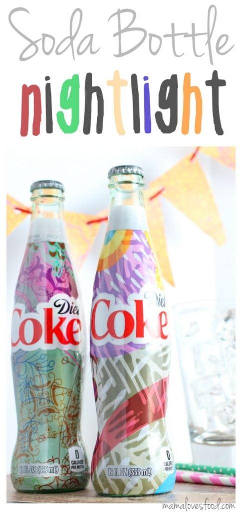 Soda Bottle Nightlight Tutorial