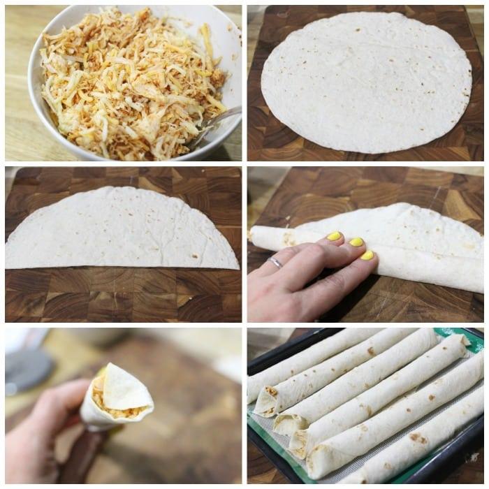 Easy Taquitos Recipe