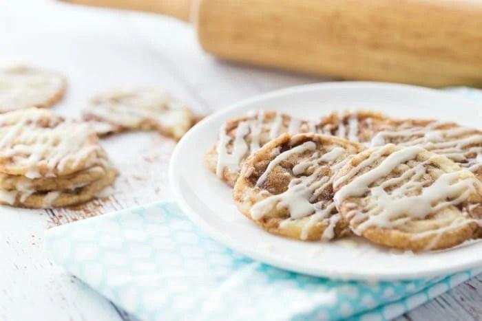 Breakfast Roll Cookie Recipe