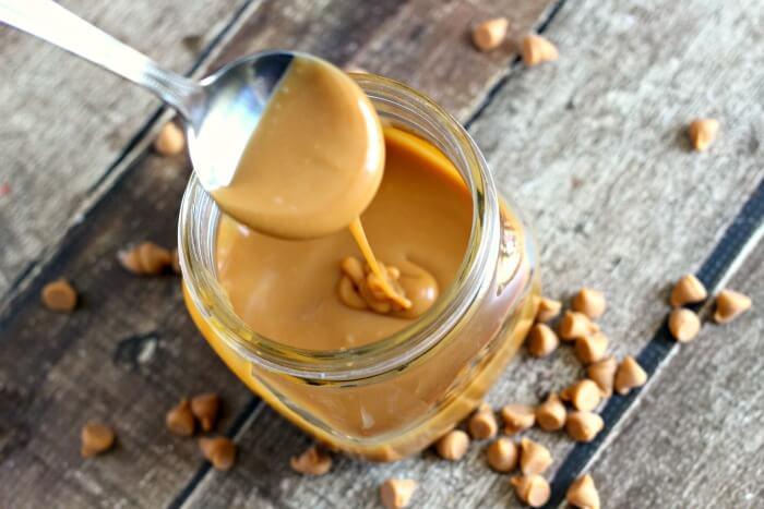 Butterscotch Ganache Recipe