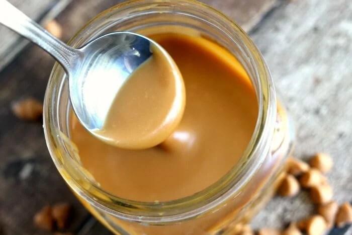 How to Make Butterscotch Ganache