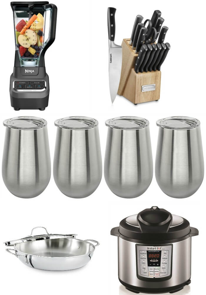 KITCHEN GIFTS FOR SEVENTY FIVE TO ONE HUNDRED DOLLARS