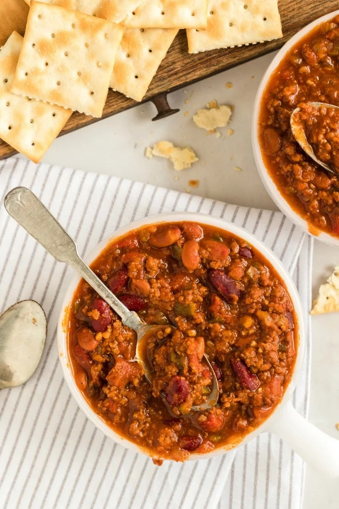 EASY WENDY'S CHILI COPYCAT