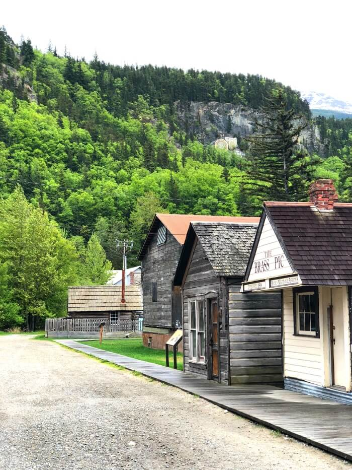 WHERE TO EAT IN SKAGWAY