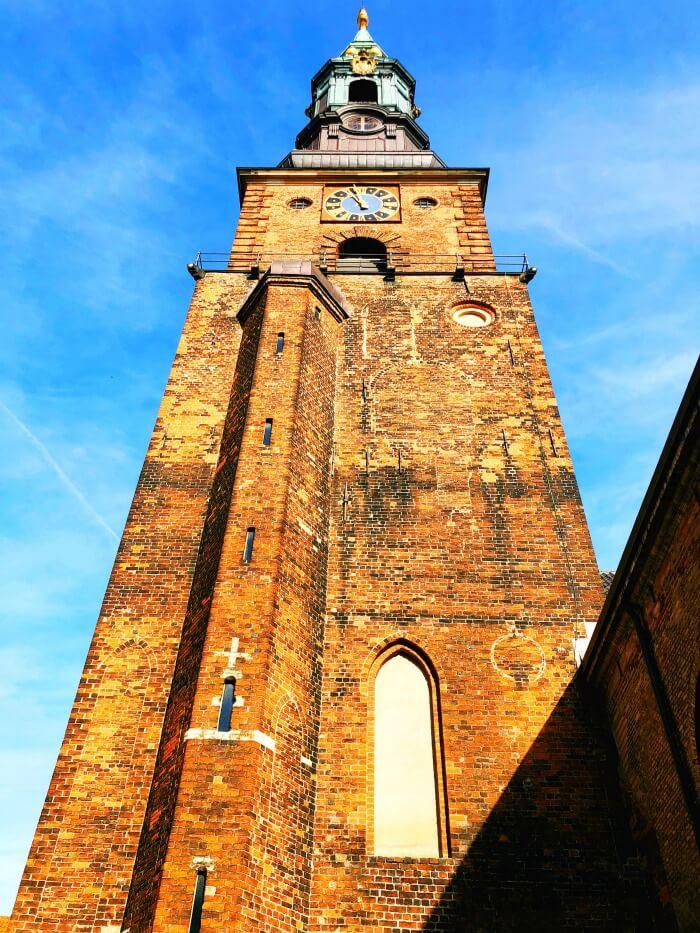 CHURCH TOWER COPENHAGEN